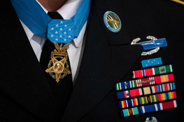 Dozens of black federal lawmakers are teaming up with members of the U.S. Senate to push for a posthumous Medal of Honor for a Overbrook High School graduate.