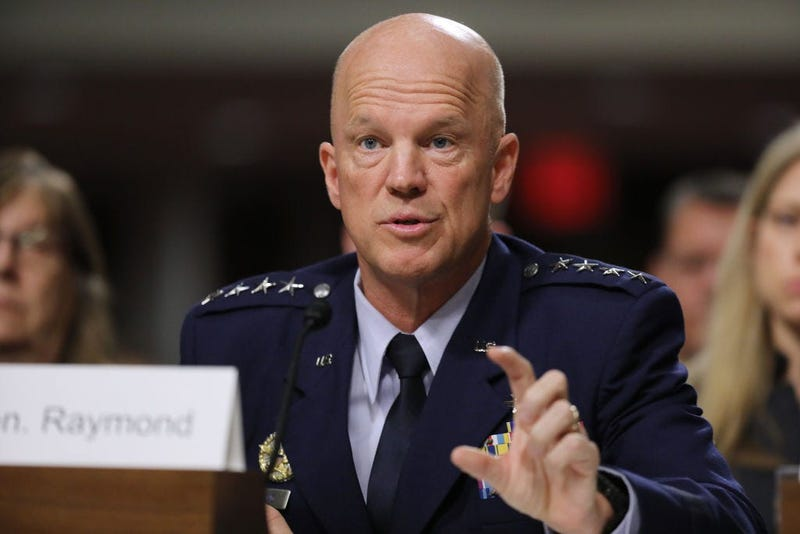 gen john raymond, space force