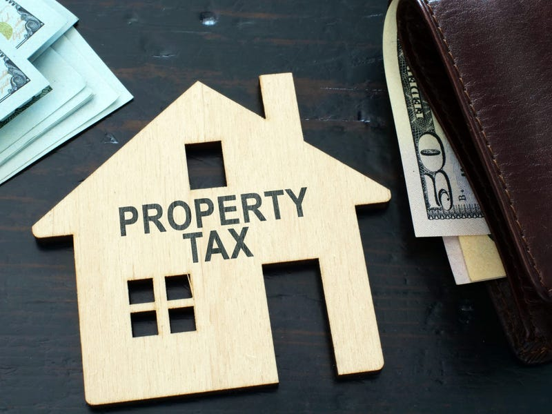 Over 28,000 will see large increases in property tax