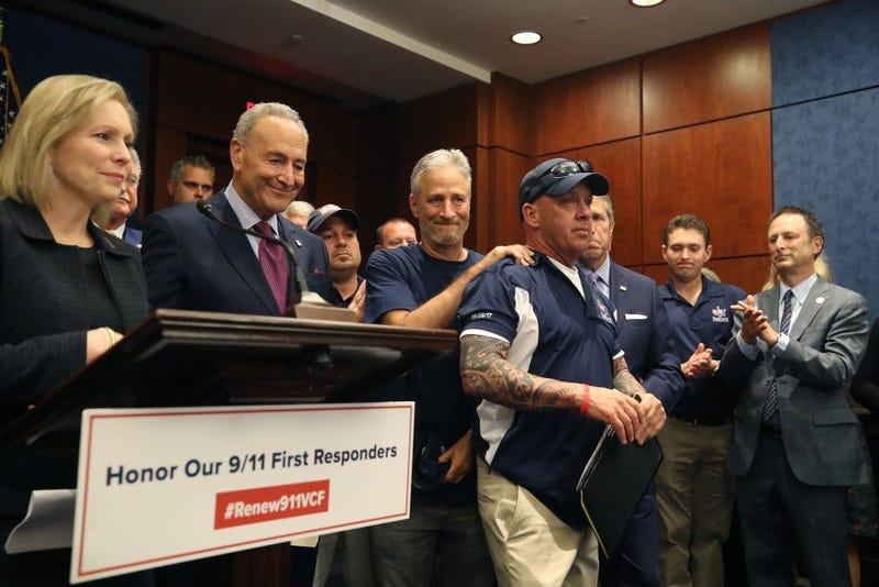 Senate - 9/11 VCF Vote