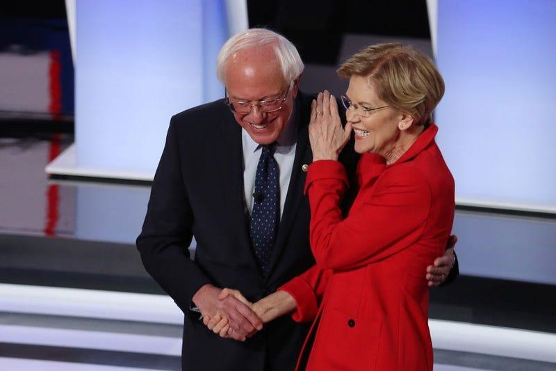 Warren, Sanders