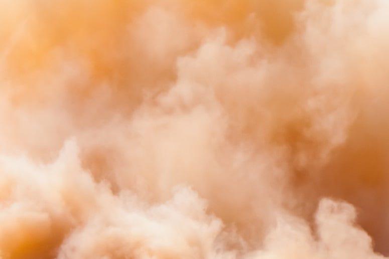 Saharan Dust in RVA