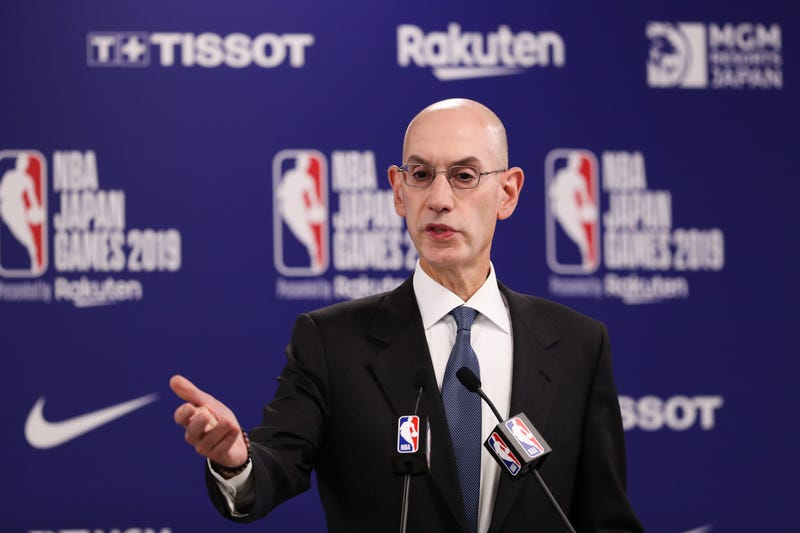 The NBA announces 9 more positive coronavrius tests in latest round of testing ahead of restart.