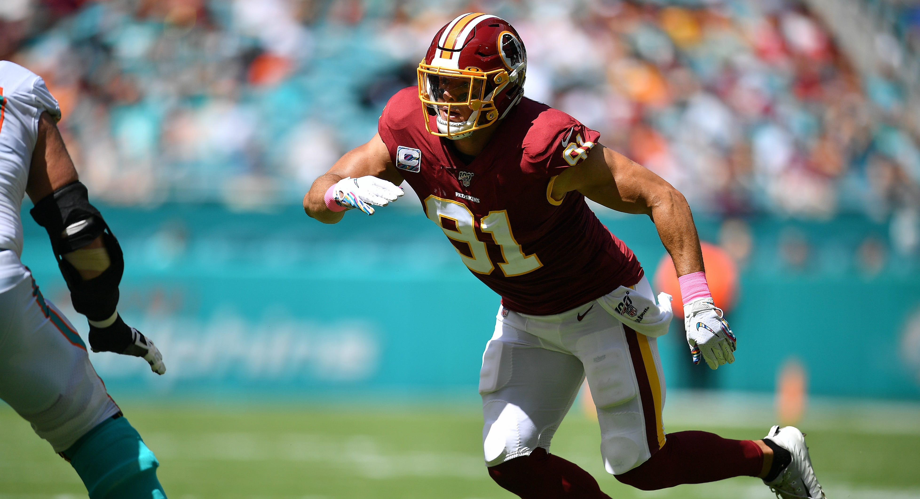 Will Redskins Cut Ryan Kerrigan Or Give Him An Extension