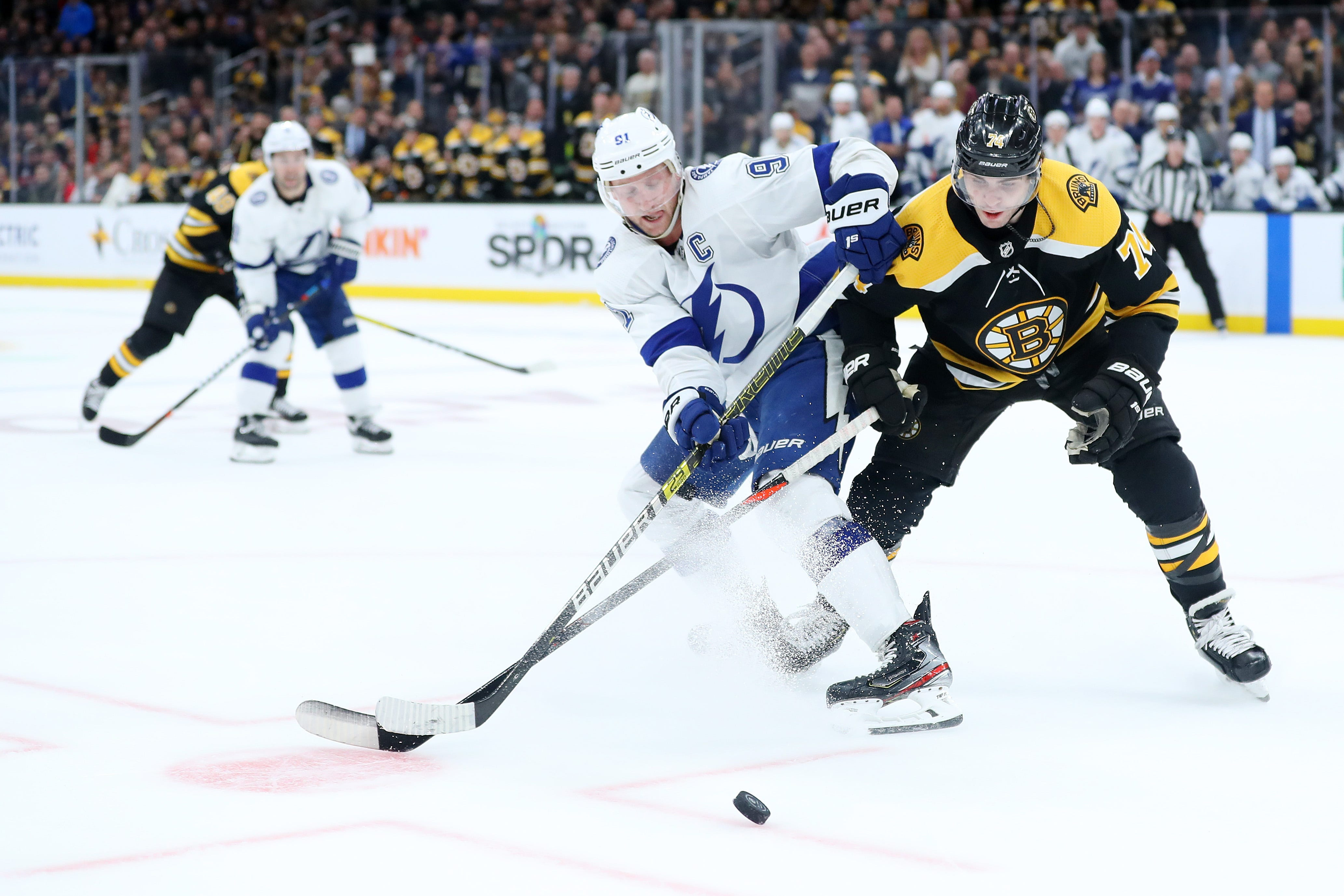 Bruins Loss To Lightning Exposed Their Faults