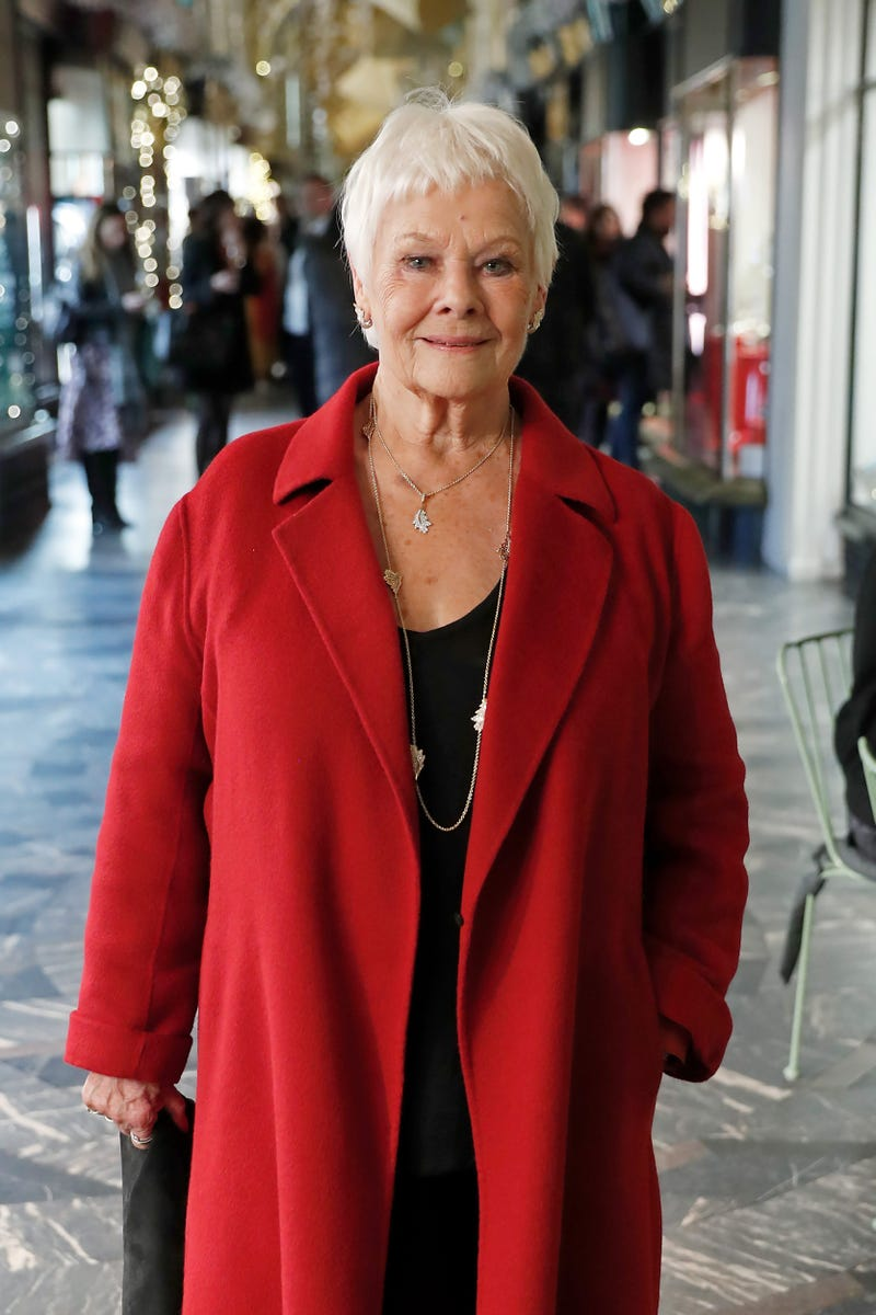 Judi Dench Loves Tik Tok