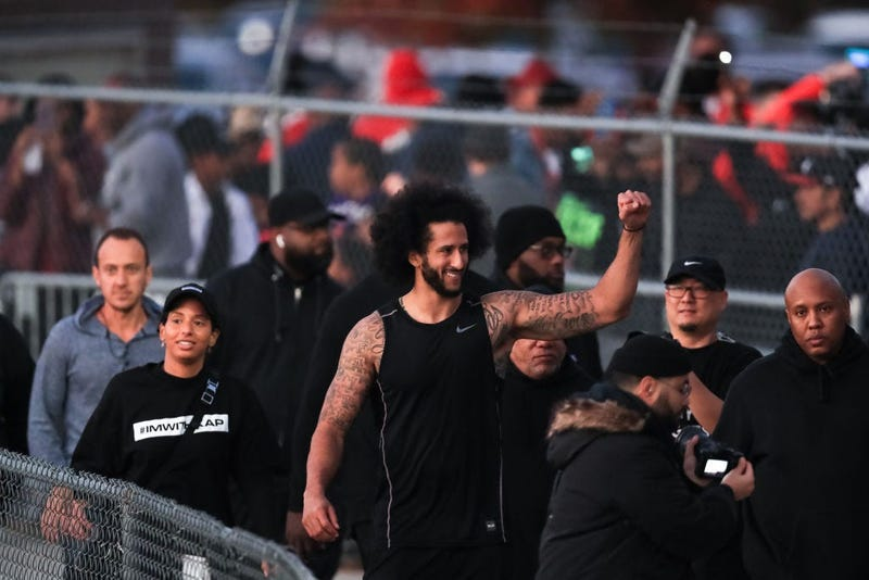 Ratto: The endless exile of Colin Kaepernick