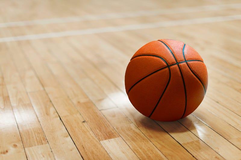 Basketball Generic Closeup