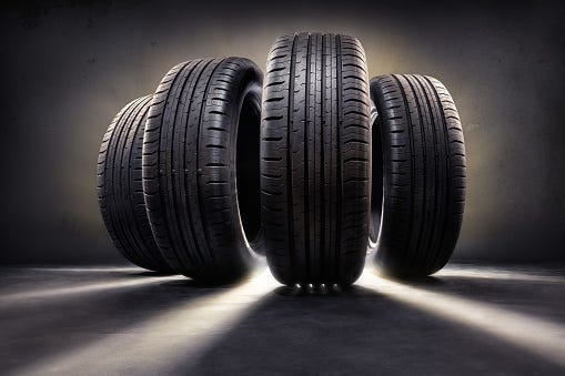 Married to Tires?