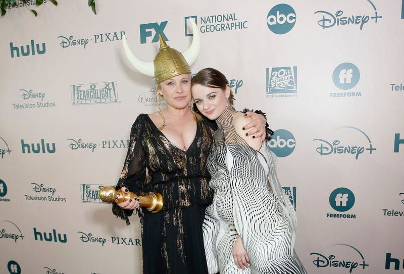Joey King and Patricia Arquette
