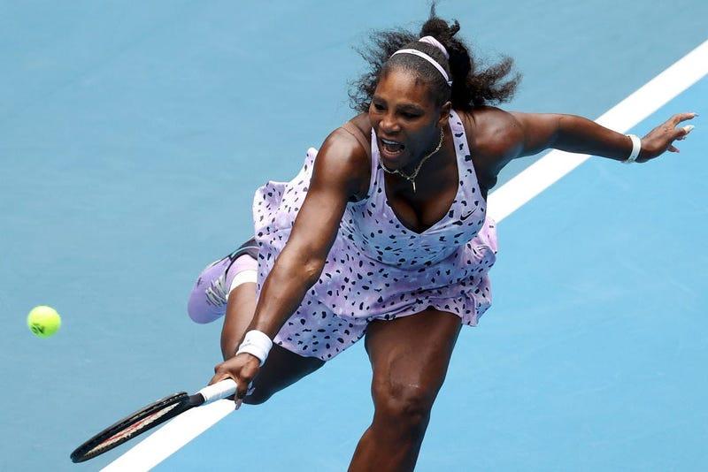 Serena Williams (GETTY)