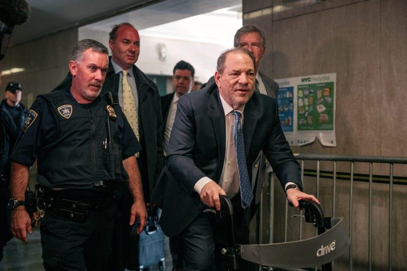 Harvey Weinstein Sentenced 23 Years in Prison