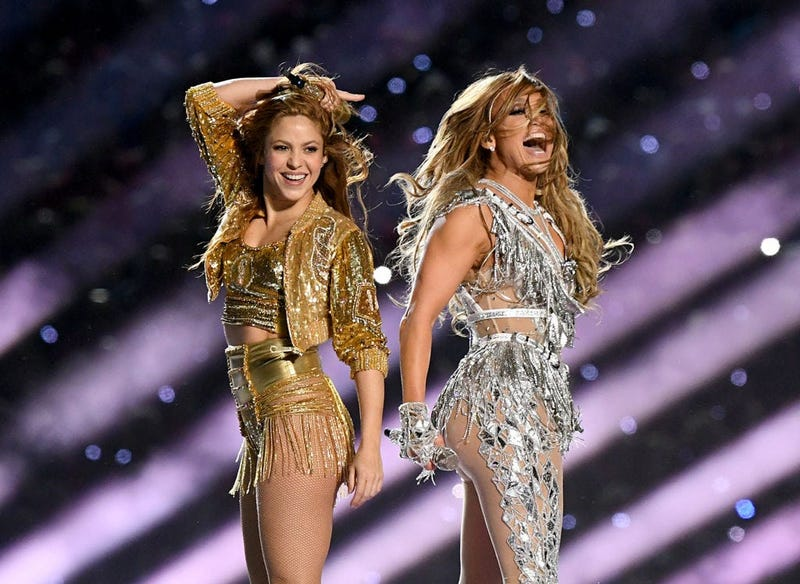 Shakira J.Lo