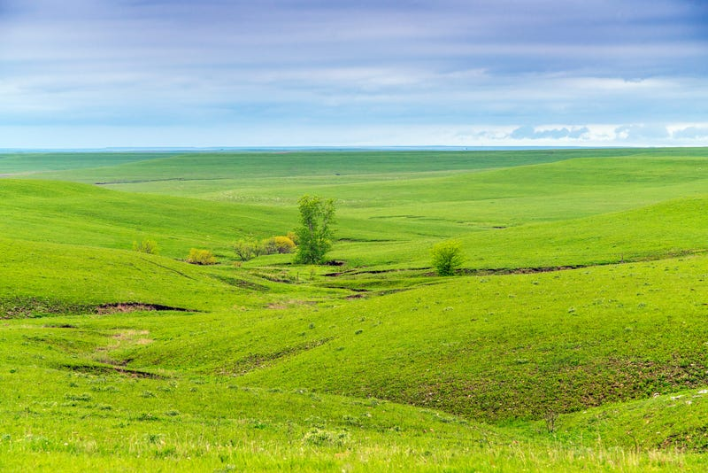 The Flint Hills of Kansas
