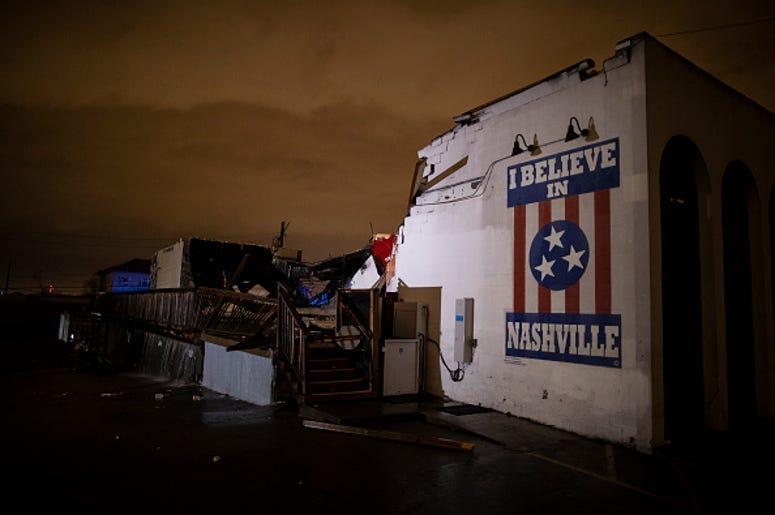 Nashville tornado Devastation: How you can help