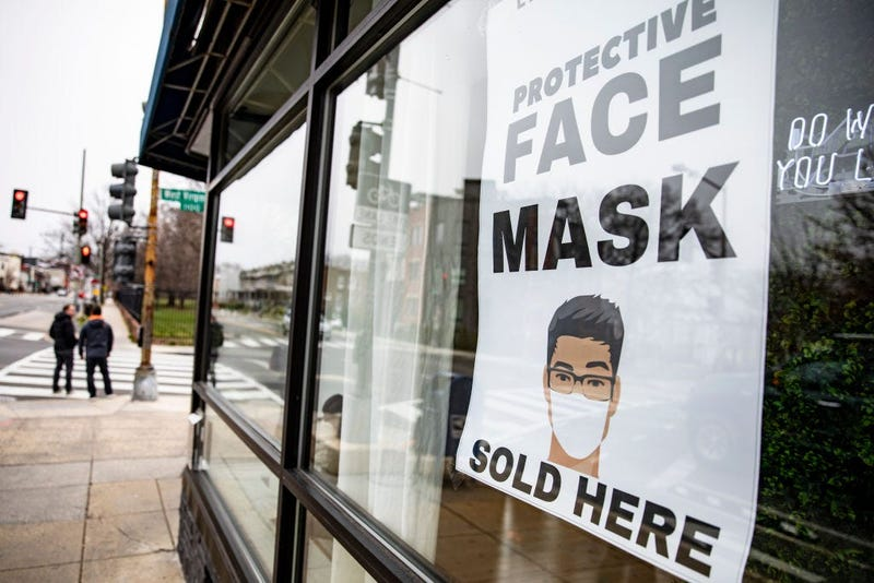 mask, St. Louis, coronavirus
