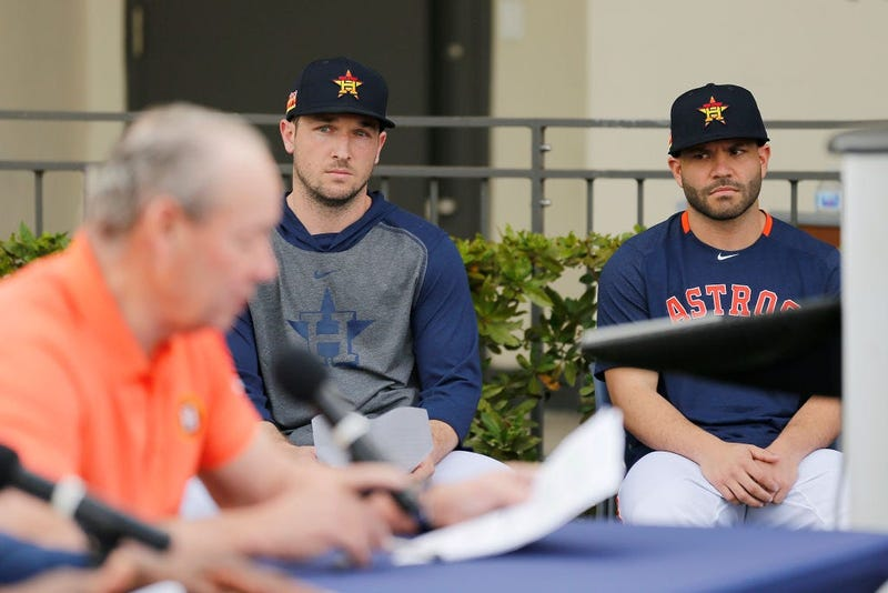 Ratto: The Astros aren't playing the game