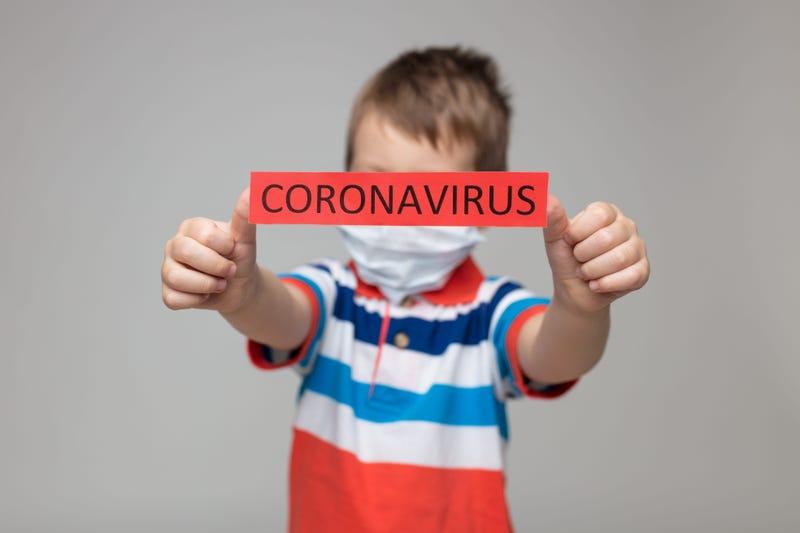 Coronavirus kids
