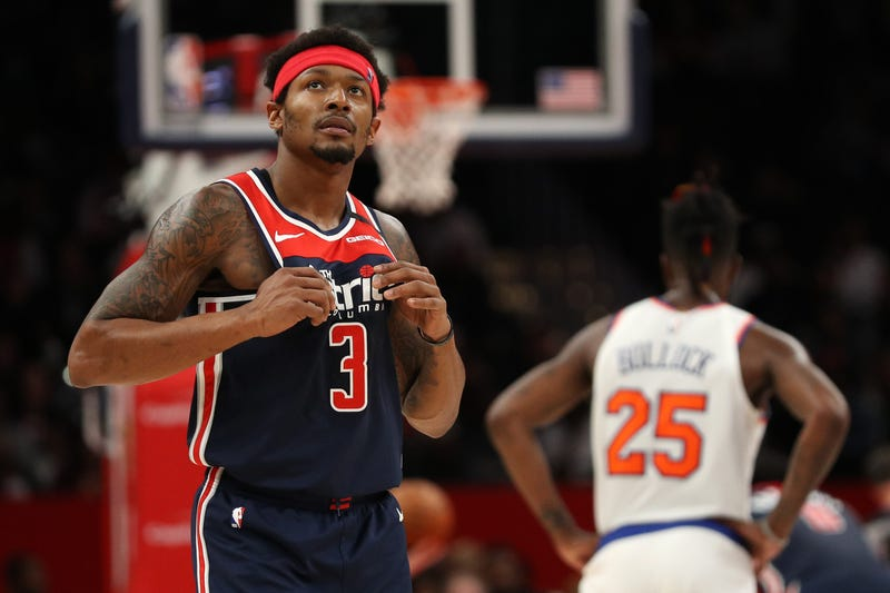 Bradley Beal trade murmurs continue as NBA sets to restart in Florida.