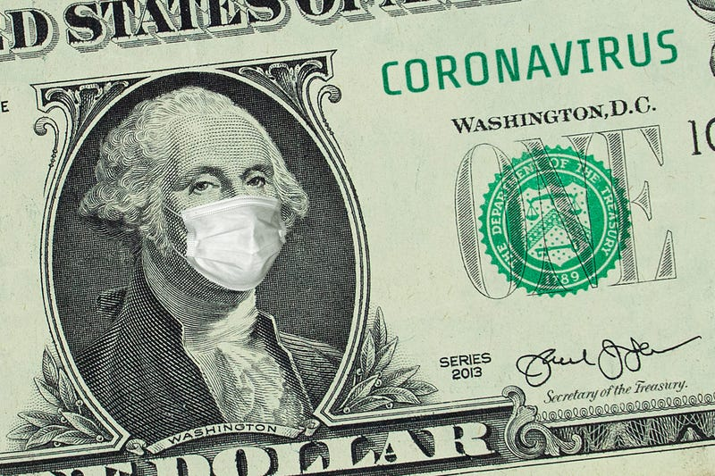 Managing Your Finances During A Pandemic
