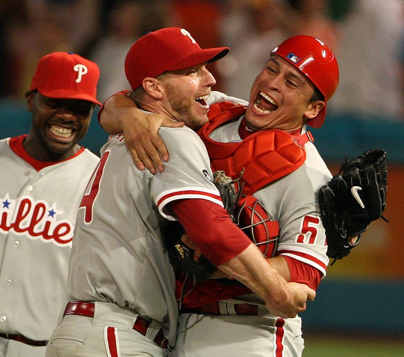 Roy Halladay's perfect game
