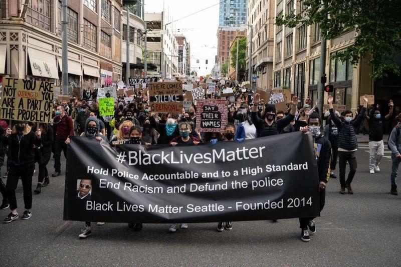 black lives matter GETTY