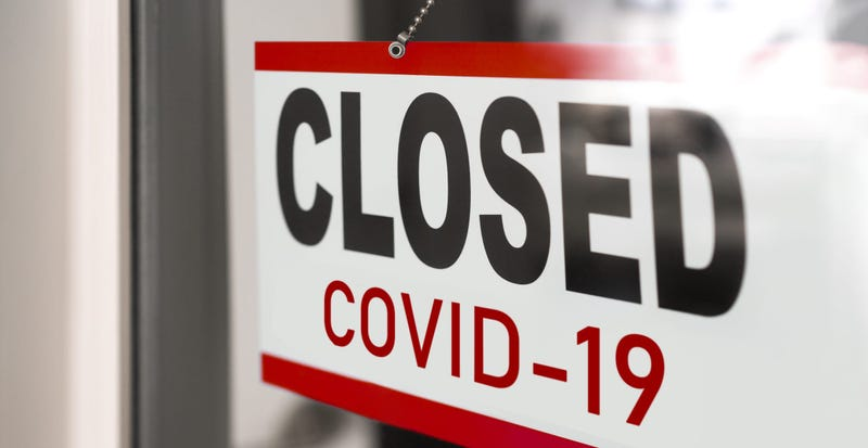 Business Closed due to COVID-19