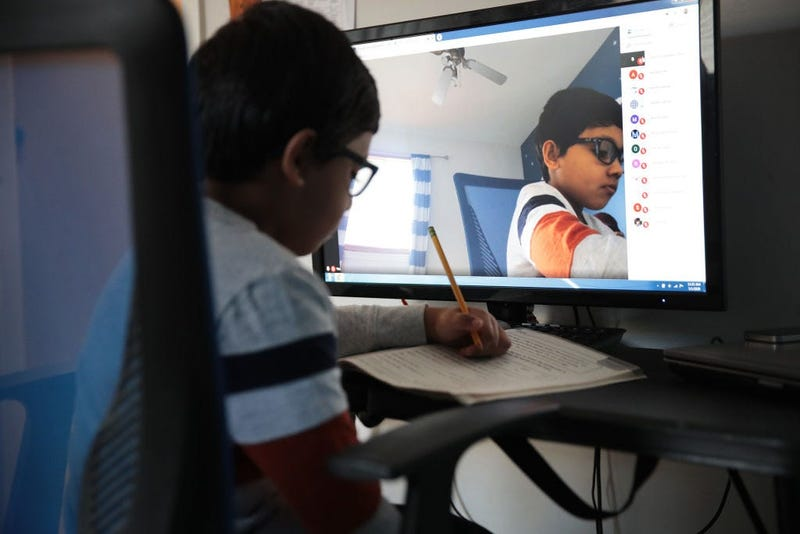 Online Learning (GETTY)