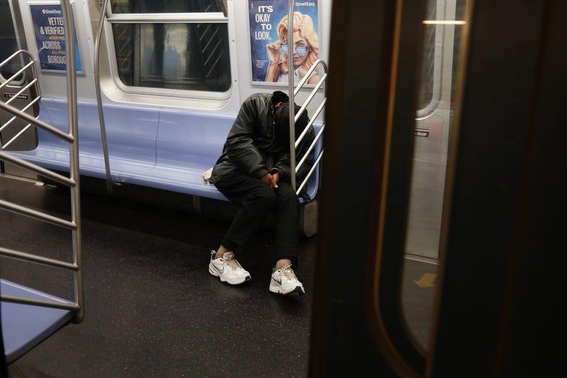 Homeless New York City