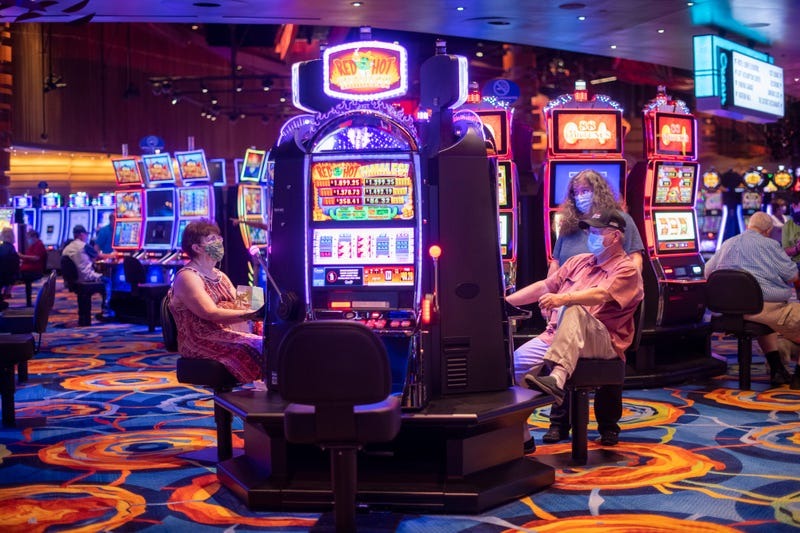 Casinos open amid pandemic