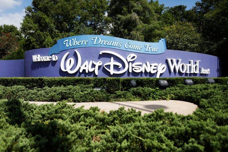 Disney World (GETTY)