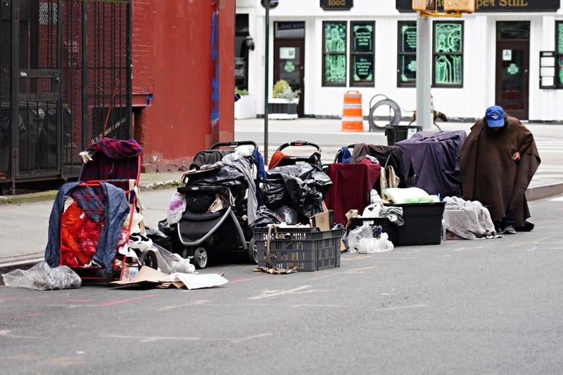 Homeless NYC