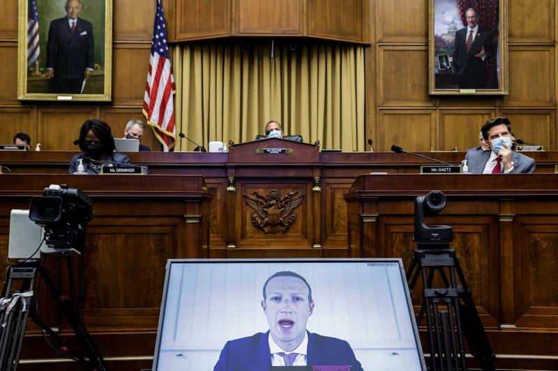 Big Tech Congressional Antitrust Hearing