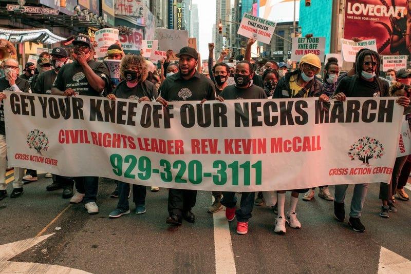 Get Your Knee Off Our Necks