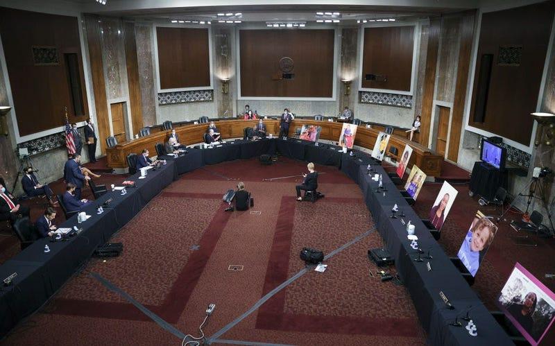 Barrett passes committee vote, confirmation headed to the full Senate