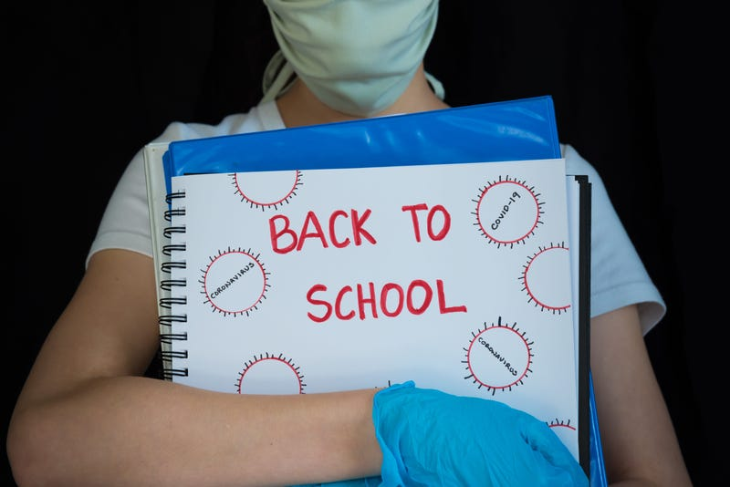 Back-to-school reopening plan