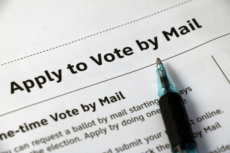 Apply to Vote by Mail
