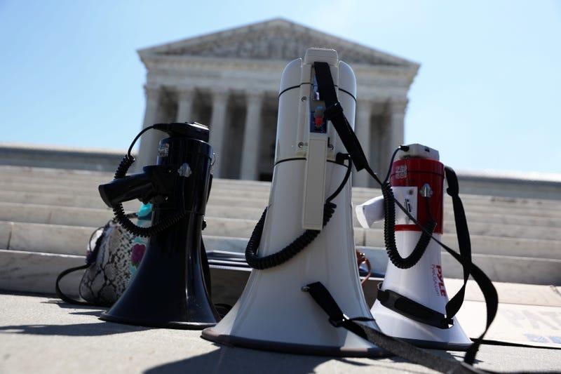 Supreme Court protests