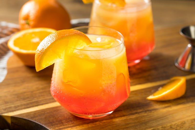Enjoy this carb-free tequila cocktail