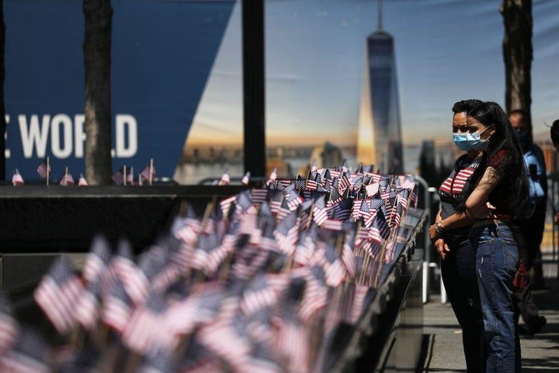 9/11 Memorial Coronavirus