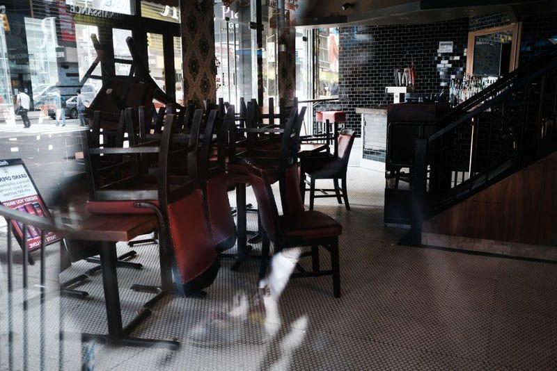 NYC Closed Restaurants