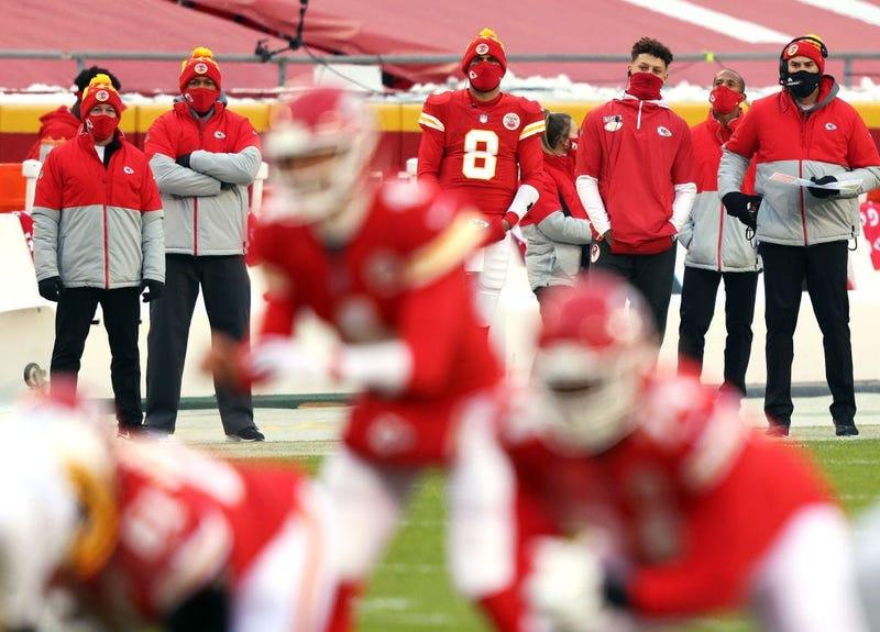 The Kansas City Chiefs prepare for the NFL post-season