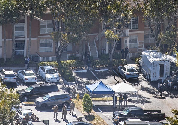 Two FBI Agents Killed In Standoff After Serving Warrant In Florida