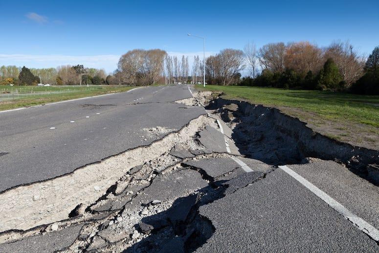 Earthquake In Texas 3 1 Magnitude Earthquake Strikes