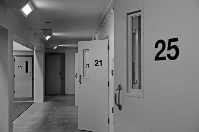 Jail, jail doors
