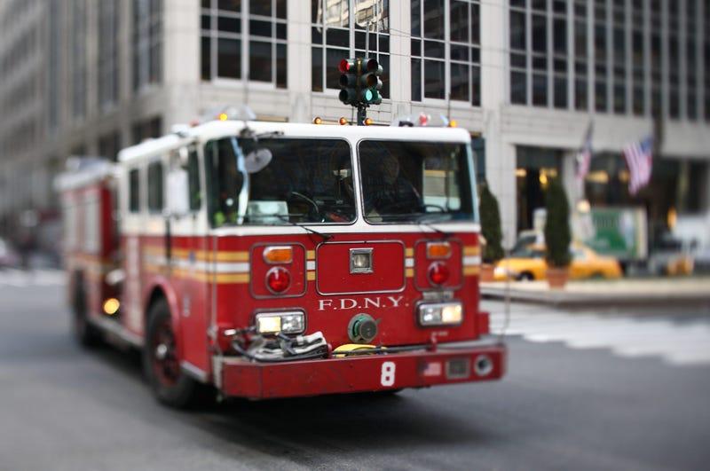 FDNY Fire Truck
