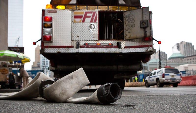 FDNY fire hose
