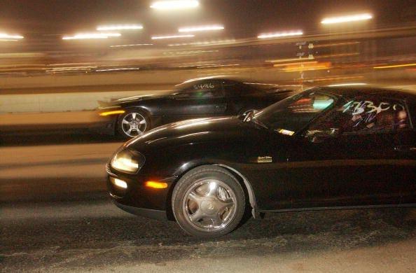 speed race nyc