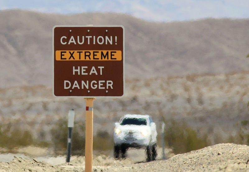 Death Valley (GETTY)