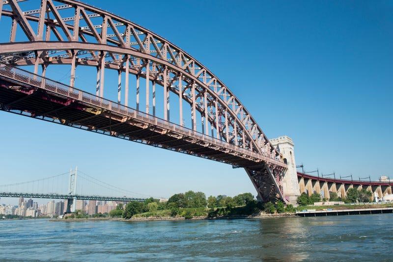 Randalls Island Robert Kennedy Bridge